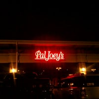 Photo taken at Pal Joey's Restaurant by Gentry on 10/26/2011