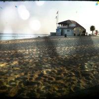 Photo prise au Topanga State Beach par Yuna 🇰🇷 P. le8/31/2012