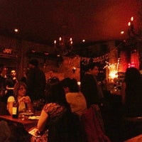 Photo taken at Sofia Wine Bar by Grace P. on 12/6/2011