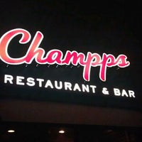 Photo taken at Champps Americana by Mark P. on 10/16/2011