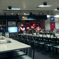 Photo taken at Chuck E. Cheese's by Monica T. on 12/31/2011