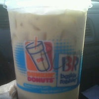 Photo taken at Dunkin Donuts by Dash H. on 1/12/2012