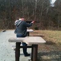 Photo taken at Pigeon Hill Target Range by lee ann s. on 11/14/2011