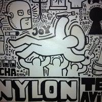Photo taken at Nylon by Ilan D. on 3/9/2012