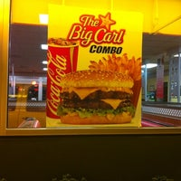 Photo taken at Carl's Jr. by BJ N. on 1/11/2011