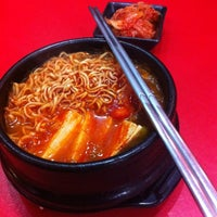 Photo taken at Kimchi Time (กิมจิ ไทม์) 김지 타임 by Tum S. on 2/2/2012