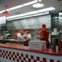 Photo taken at Five Guys by Nicholas C. on 11/23/2011