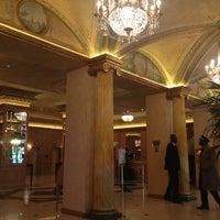 Photo taken at The Westin Palace, Milan by tsubotax on 5/2/2012