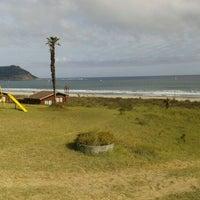 Photo taken at Hosteria Millaneco by Rodrigo™ on 4/28/2012