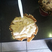 Photo taken at Cold Stone Creamery by Tony N. on 5/1/2012