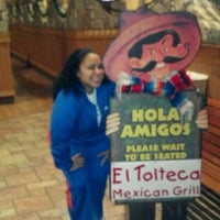 Photo taken at El Tolteca Mexican Grill by Luz on 12/14/2011