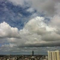 Photo taken at P.S.T. Condoville Tower 1 by Tikeru ต่าย ร. on 9/7/2012