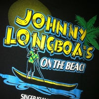 Photo taken at Johnny Longboats by Brian P. on 8/11/2011