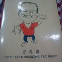 Foto tomada en Peter Lee's Hong Kong Tea House por Tj A. el 1/29/2012