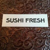 Photo taken at Sushi Fresh by Anthony W. on 12/20/2010