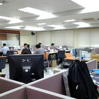 Photo taken at Siam Motors Part Co.,Ltd by Wat S. on 7/25/2012