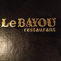 Photo taken at Le Bayou Restaurant by Condo 2. on 6/23/2012