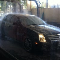 Photo taken at Simi Valley Car Wash by Anna A. on 6/20/2012