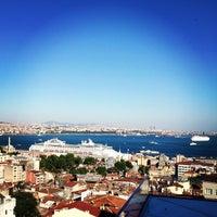Photo taken at Leb-i Derya by Mehmet Selim Ş. on 6/20/2012