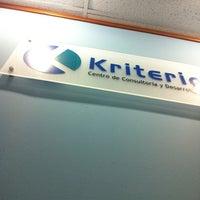 Photo taken at Kriterion by Estela C. on 4/23/2012