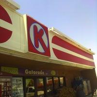 Photo taken at Circle K by chrystal g. on 6/23/2011