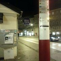 Photo taken at H Ferdinand-Hanusch-Platz by Gabriel Sebastian S. on 11/13/2011