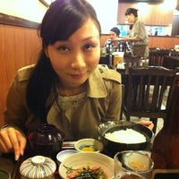 Photo taken at Doraya 定食 by louie h. on 11/8/2011