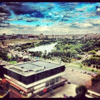 Снимок сделан в Измайлово «Бета» пользователем stas d. 8/23/2012