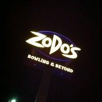 Photo taken at Zodo's Bowling & Beyond by Rob L. on 3/11/2011