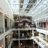 Photo taken at Westlake Center by Rajasekar D. on 8/11/2012