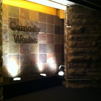 Photo taken at Comedy Works Downtown in Larimer Square by Matt S. on 4/21/2012