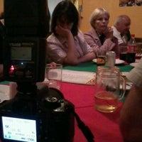 Photo taken at Pizzaria Nostra Terra by Vivian G. on 11/5/2011