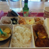 Photo taken at Ace Gourmet Bento by Catngeek on 1/21/2012