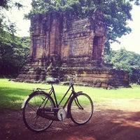 Photo taken at อ. OR shop -Rental bike by Mo N. on 9/13/2012