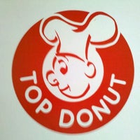 Photo taken at Top Donut by Lisa K. on 9/26/2011
