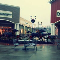 Photo taken at Tanger Outlet Pittsburgh by Meg M. on 12/6/2011