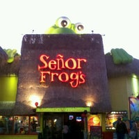 Photo taken at Señor Frog's by Judy R. on 12/31/2011