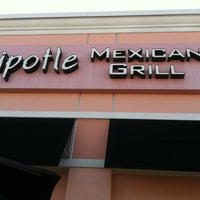 Photo taken at Chipotle Mexican Grill by Killa B. on 11/12/2011
