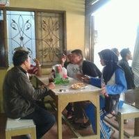 Photo taken at Soto Babat Bu Mulyono by Muhammad D. on 9/23/2011