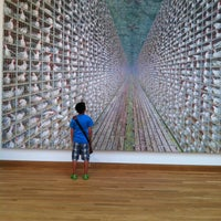 Photo taken at Frederick R. Weisman Art Museum by Wen on 6/23/2012