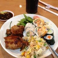 Photo taken at Nori Nori Japanese Buffet by Jared B. on 11/9/2011