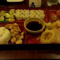 Photo taken at Arigato Japanese Restaurant by Morgan B. on 3/29/2011