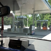Photo taken at Hess Express by Sharyn R. on 7/17/2011