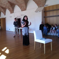 Photo taken at WiMu - Wine Museum by Claudia S. on 4/1/2012