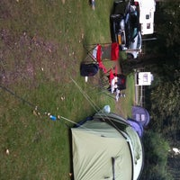 Photo taken at Chertsey Camping and Caravanning Club Site by Rob L. on 8/7/2011