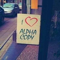 Photo taken at Alpha Copy by Piet H. on 8/31/2011