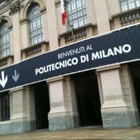 Foto scattata a Politecnico di Milano da Karen B. il 9/4/2012