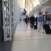 Photo taken at Terminal C by Joyce J. on 4/23/2012
