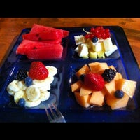 """Photo taken at Agnese Drink Fruit & Food """"Agnese delle Cocomere"""" by Jessica B. on 8/1/2012"""