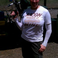Photo taken at Davis Paintball Center by Rebecca A. on 7/1/2012